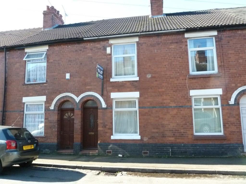 2 Bedrooms Terraced House for sale in Ridgway Street, Crewe