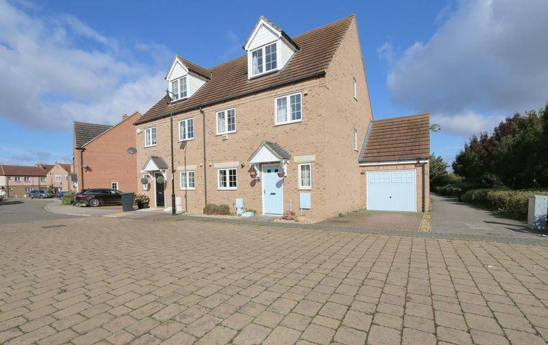 4 Bedrooms Semi Detached House for sale in The Furrow, Littleport