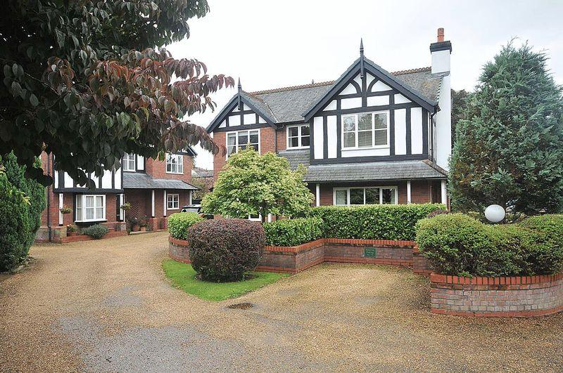 4 Bedrooms Detached House for sale in Bostock Hall, Bostock