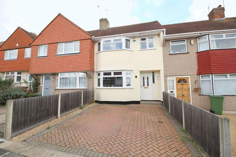 3 Bedrooms Terraced House for sale in Orchard Rise West, Sidcup, DA15 8SZ
