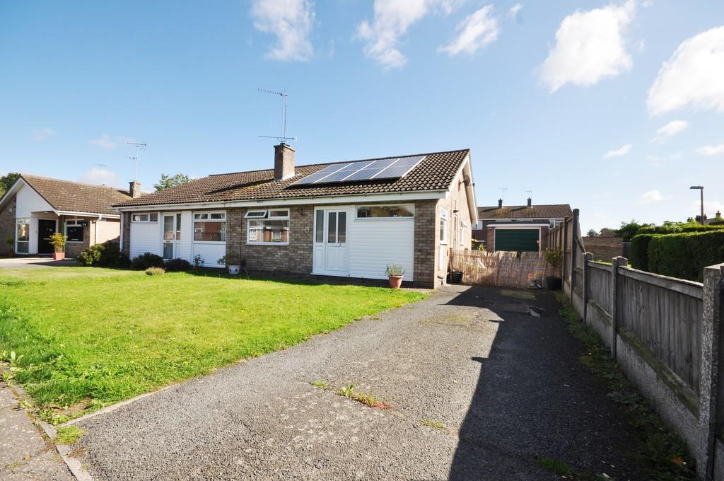 2 Bedrooms Semi Detached Bungalow for sale in Salary Close, Colchester