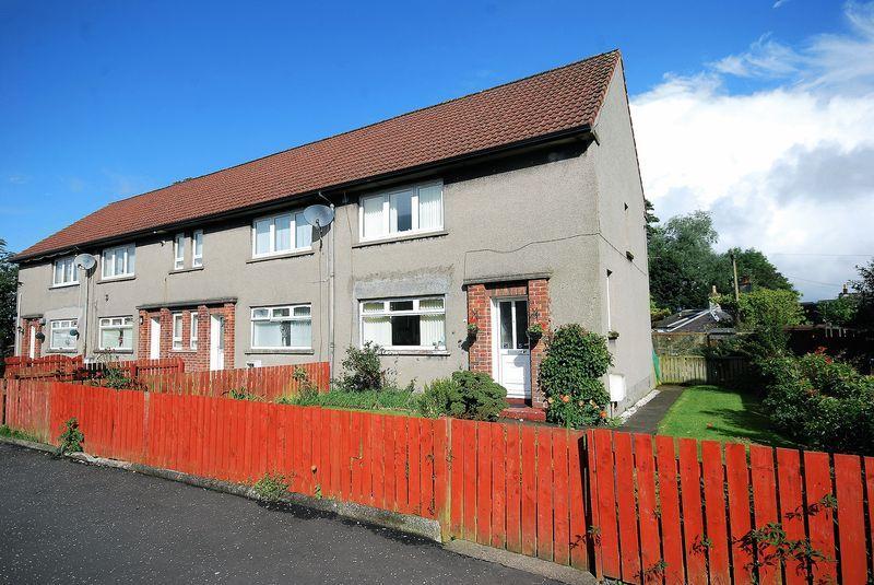 3 Bedrooms End Of Terrace House for sale in 15 Barbieston Terrace, Dalrymple, KA6 6EA