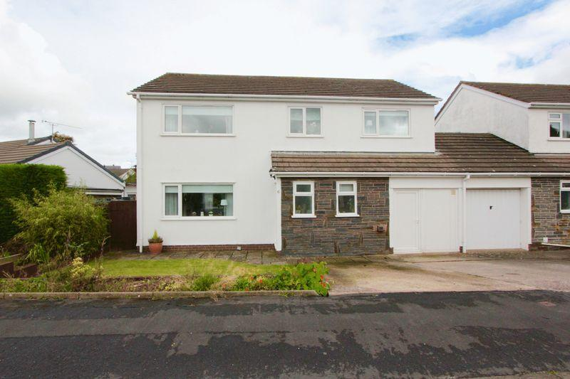 4 Bedrooms Detached House for sale in Glasfryn, Henllan, Denbigh
