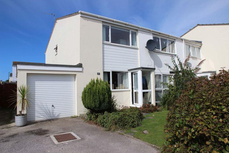 2 Bedrooms End Of Terrace House for sale in Pendragon Crescent, Newquay