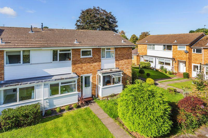 2 Bedrooms Terraced House for sale in Stoke Park