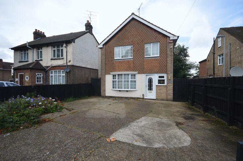 3 Bedrooms Detached House for sale in Dunstable Road, Luton