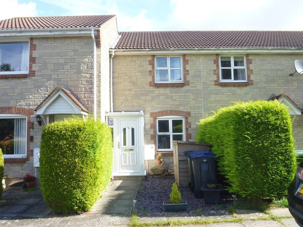 2 Bedrooms Terraced House for sale in Nightingale Drive, Westbury
