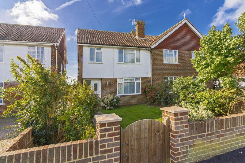 3 Bedrooms Semi Detached House for sale in Crabtree Lane, Lancing