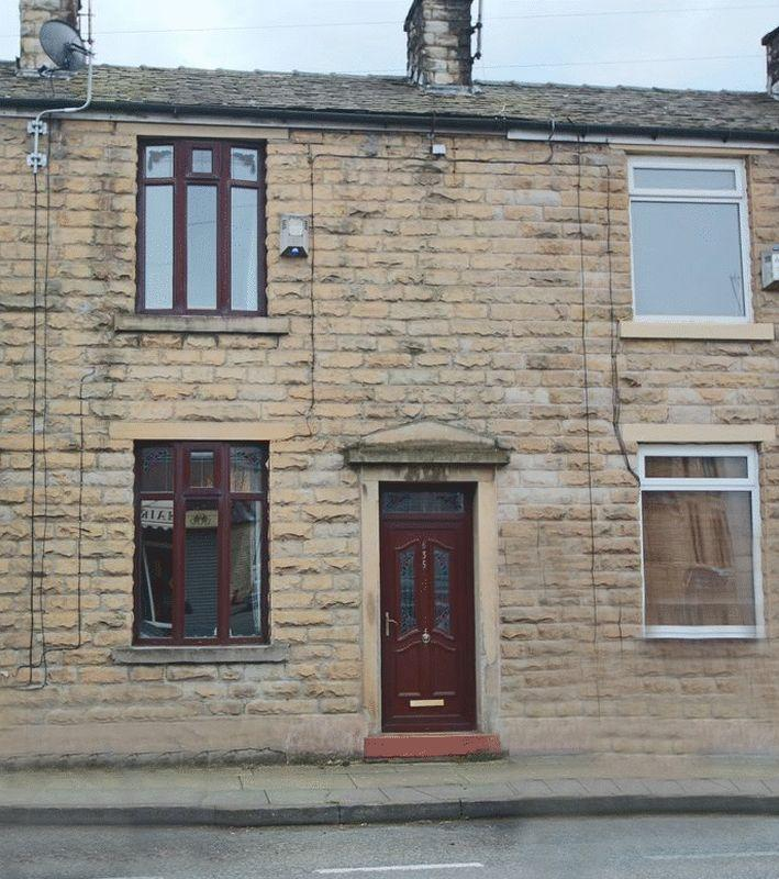 2 Bedrooms Terraced House for sale in Edenfield Road, Norden, Rochdale OL11 5XE