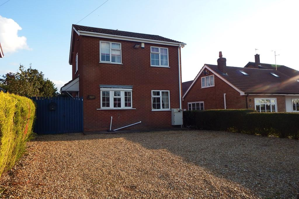 3 Bedrooms Detached House for sale in Daniels Gate, Long Sutton, PE12