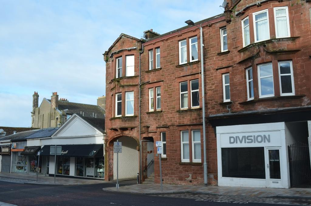 1 Bedroom Flat for sale in Sinclair Street, Flat 2/3, Helensburgh, Argyll Bute, G84 8TG