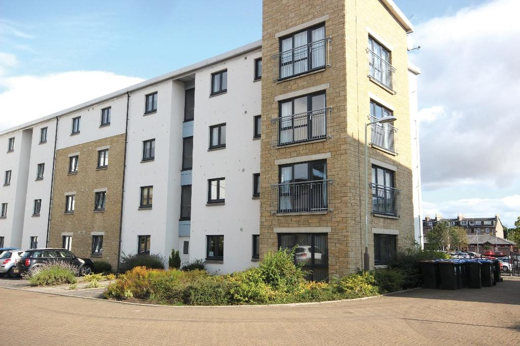 2 Bedrooms Flat for sale in Monart Road , Perth , Perthshire , PH1 5UQ