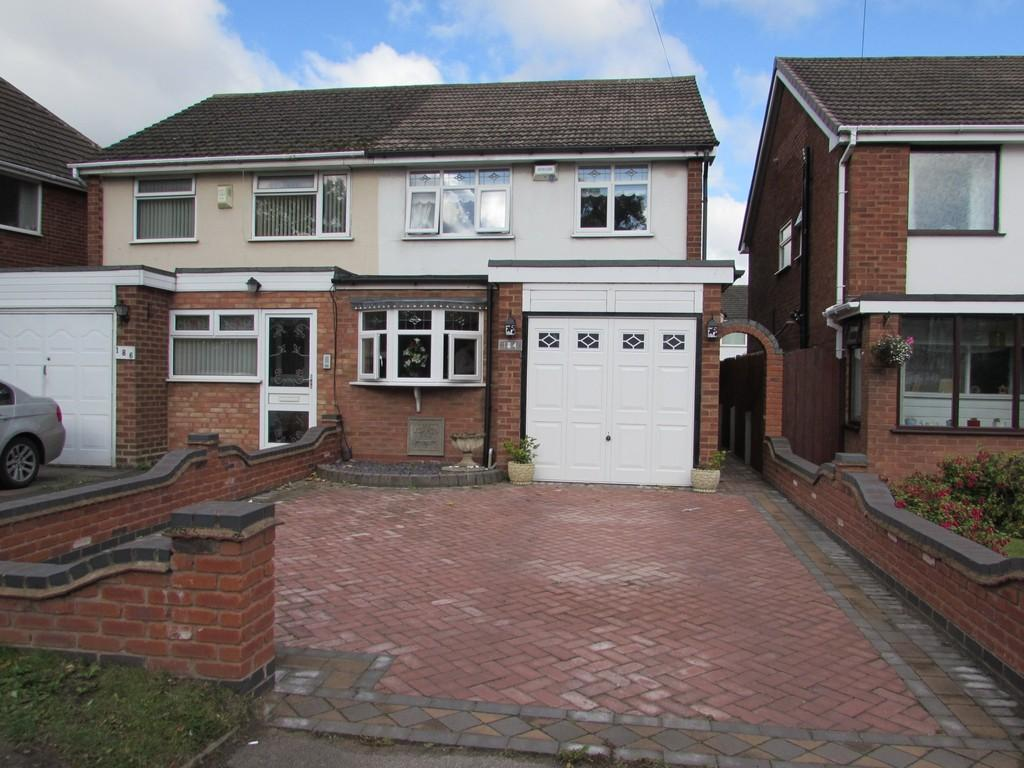 3 Bedrooms Semi Detached House for sale in Cooks Lane, Birmingham
