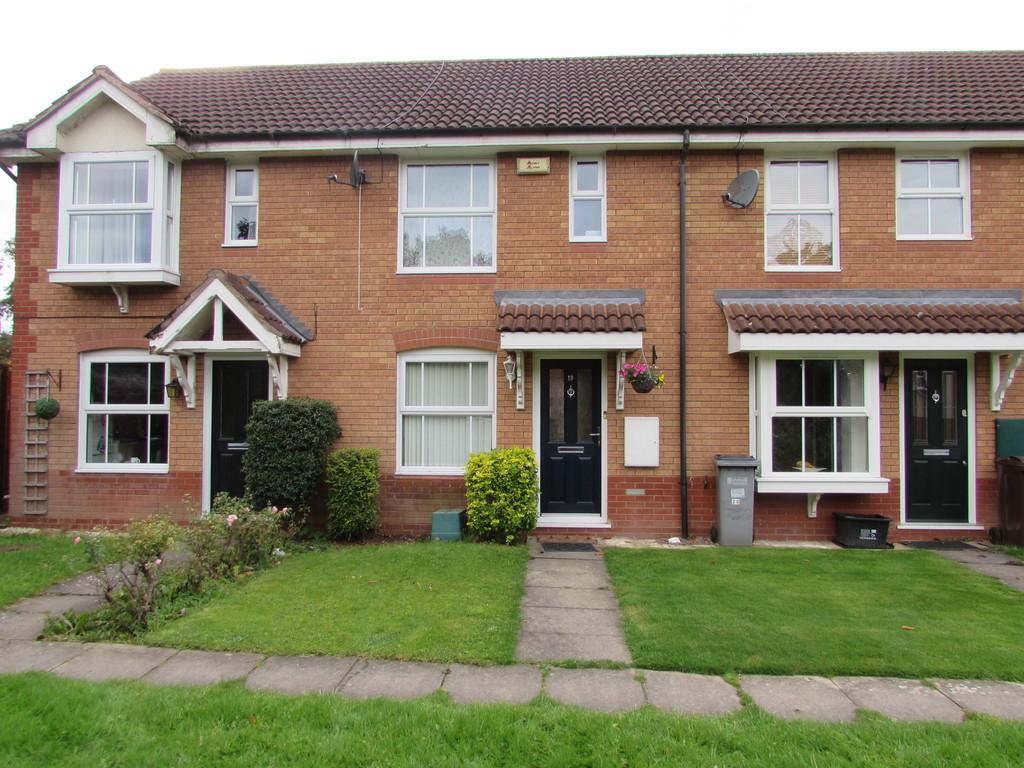 2 Bedrooms Terraced House for sale in Gilmorton Close, Solihull