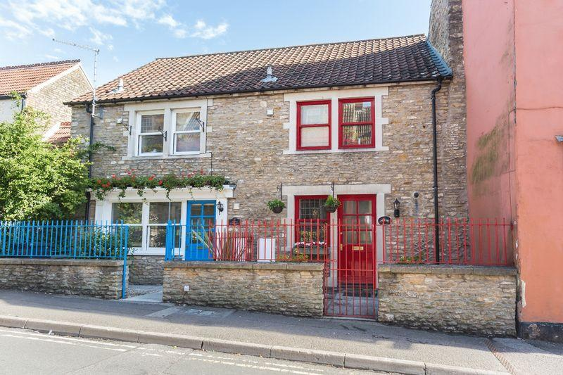 3 Bedrooms Terraced House for sale in Vallis Way, Frome