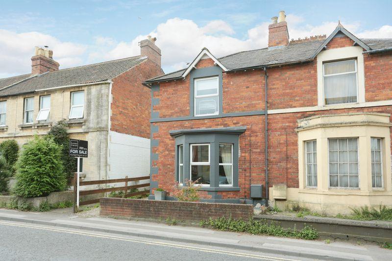 3 Bedrooms Semi Detached House for sale in Bradford Road, Trowbridge