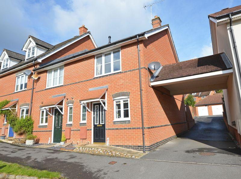 2 Bedrooms End Of Terrace House for sale in Treloar Heights, Alton