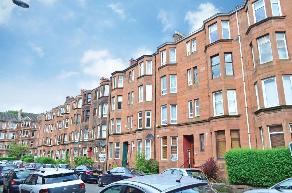 1 Bedroom Flat for sale in Kennoway Drive, Flat 3/2, Thornwood, Glasgow, G11 7TZ