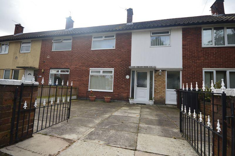 3 Bedrooms Terraced House for sale in Blakeacre Road, Halewood
