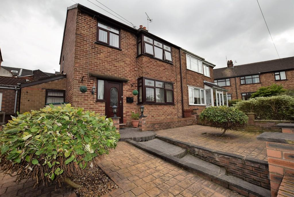 3 Bedrooms Semi Detached House for sale in Bank Street, St Helens Central, St. Helens