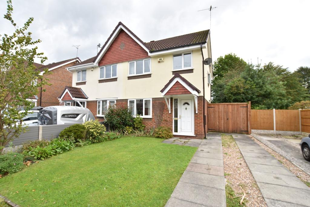 3 Bedrooms Semi Detached House for sale in Melkridge Close, Hoole