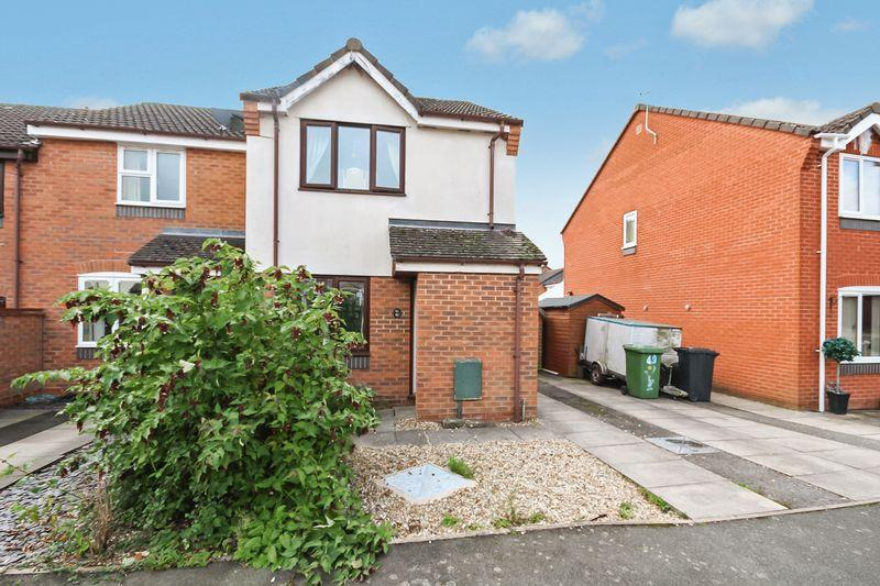 2 Bedrooms End Of Terrace House for sale in WHITESTONE
