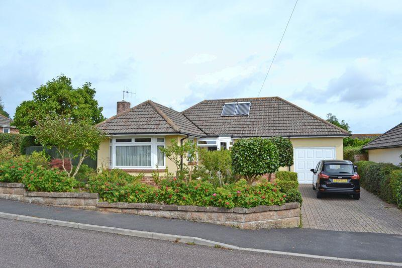 2 Bedrooms Detached Bungalow for sale in Malden Road, Sidmouth