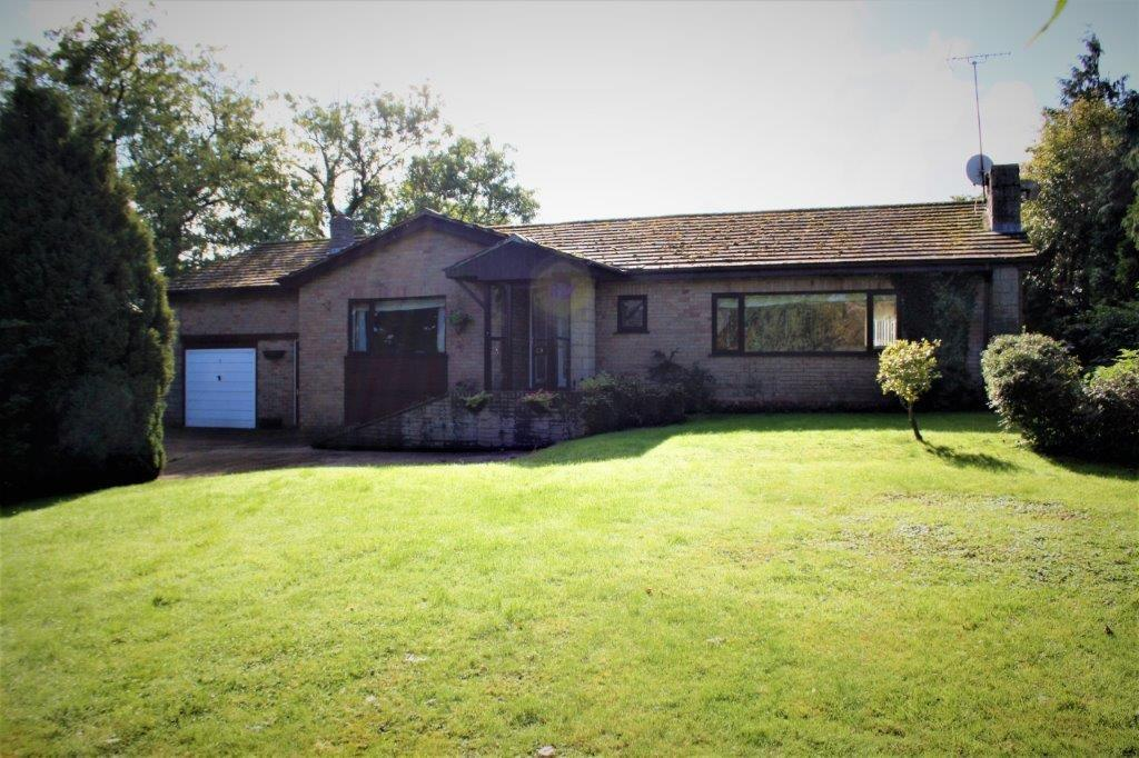 3 Bedrooms Detached Bungalow for sale in Greenfields Lane, Folkingham, Sleaford, NG34