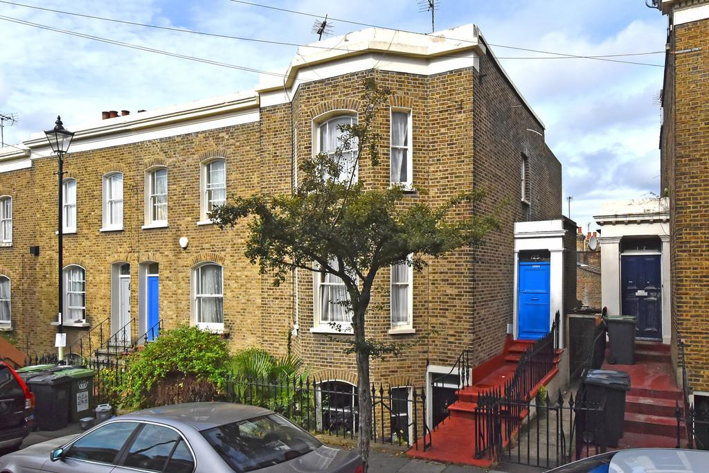 1 Bedroom Flat for sale in Albyn Road SE8
