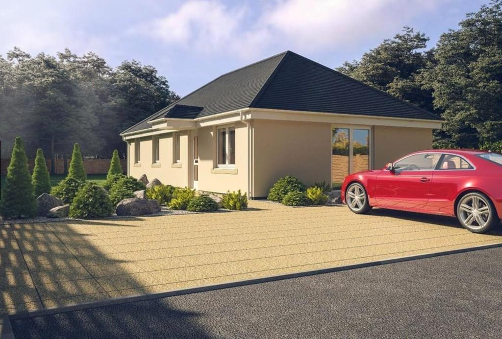 3 Bedrooms Detached Bungalow for sale in Development Of New Bungalows, Caerphilly Road, Llanbradach