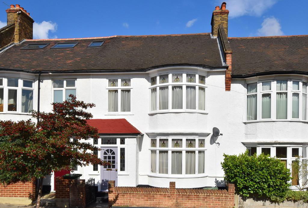 3 Bedrooms Terraced House for sale in Parbury Road SE23