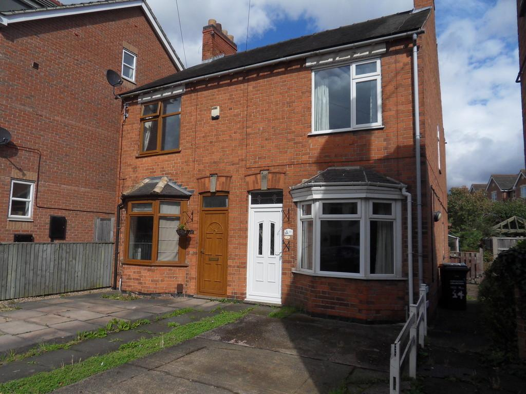 3 Bedrooms Semi Detached House for sale in Leicester Road, Anstey
