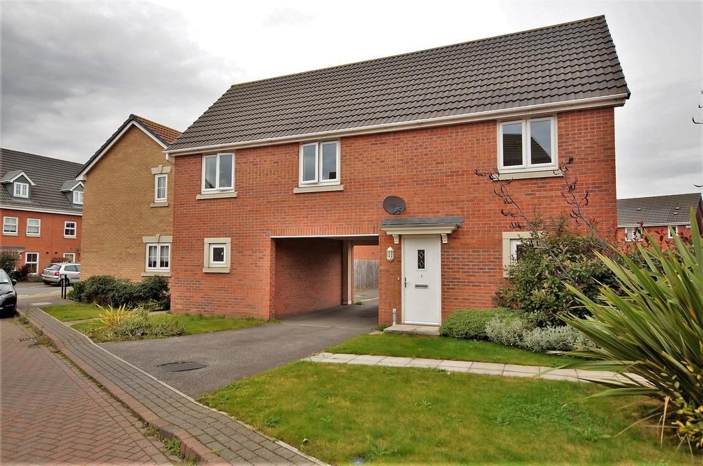 1 Bedroom Town House for sale in Julius Way, North Hykeham, Lincoln