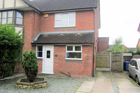 2 bedroom semi-detached house to rent - Delaford Close, Stockport
