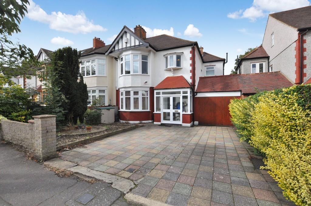 4 Bedrooms End Of Terrace House for sale in Overton Drive, London