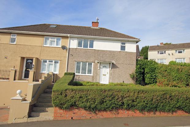 3 Bedrooms Semi Detached House for sale in Belvedere Avenue, Carmarthen, Carmarthenshire