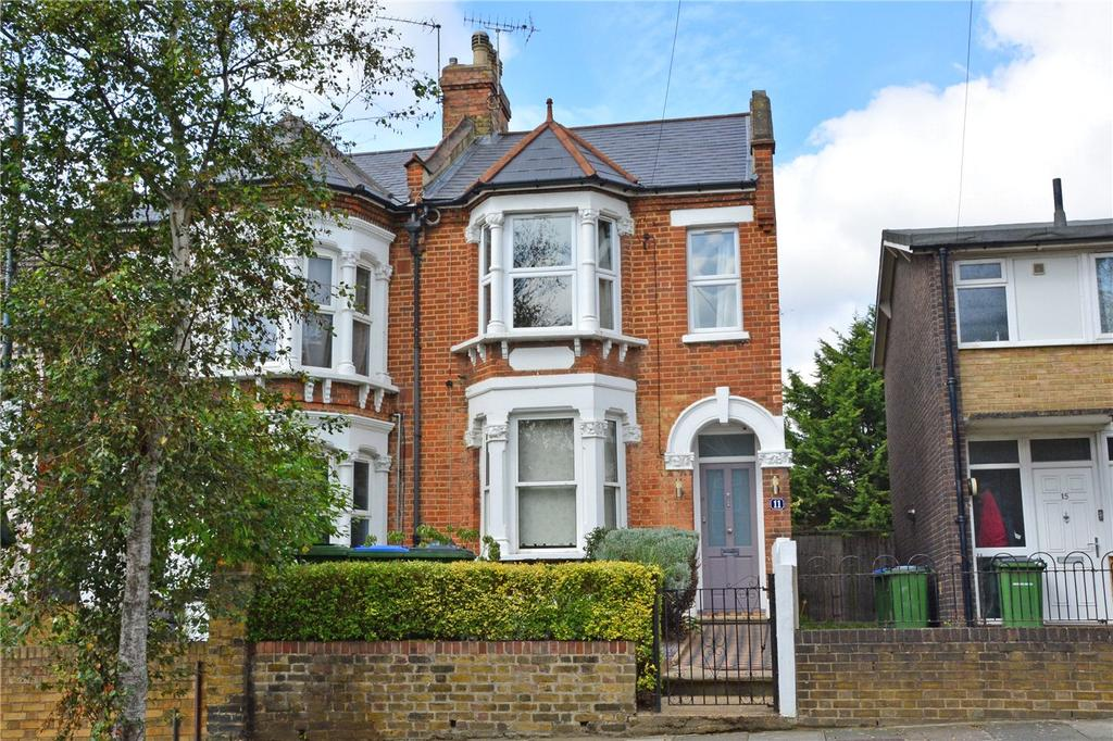 4 Bedrooms Semi Detached House for sale in Nadine Street, Charlton, London, SE7