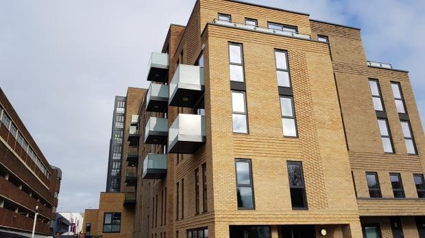 2 Bedrooms Apartment Flat for sale in Sapphire House Brunswick Square, Homefield Rise, Orpington, BR6