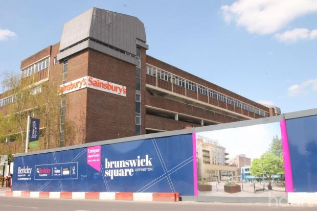 1 Bedroom Apartment Flat for sale in Brunswick House Brunswick Square, Homefield Rise, Orpington, BR6