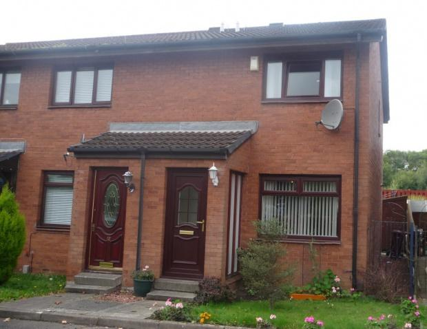 2 Bedrooms End Of Terrace House for sale in Calderview, Motherwell, ML1