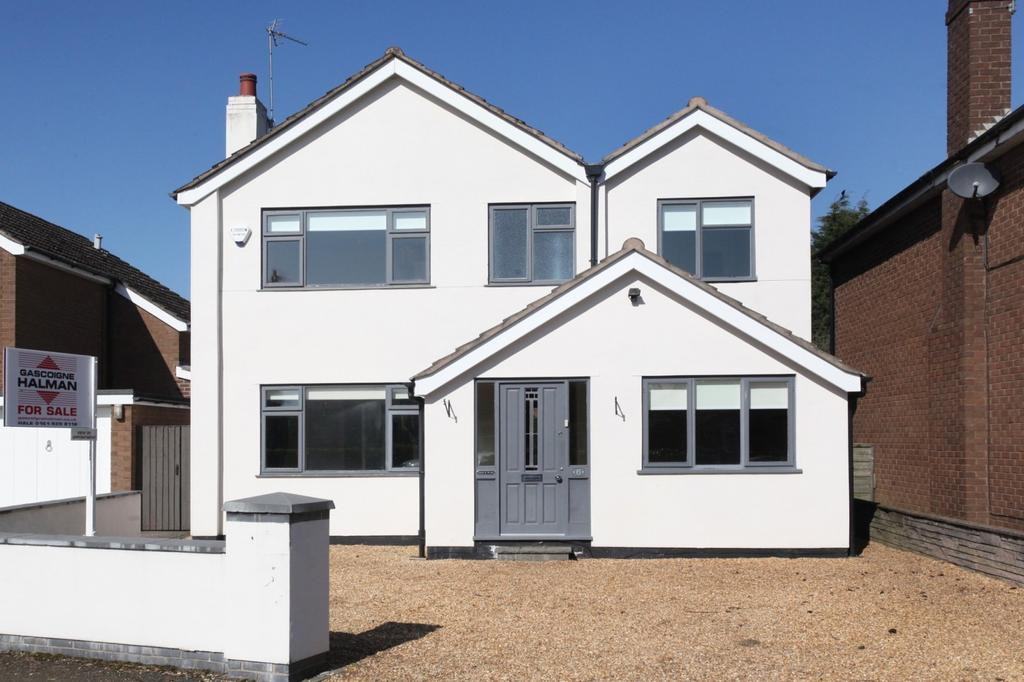 4 Bedrooms Detached House for sale in Buttermere Drive, Hale Barns
