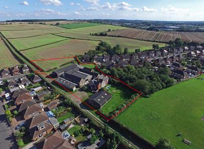 Residential Development Commercial for sale in Residential Development Site , Roundhills Farm , Southby Avenue , Sutton In Ashfield, NG17 5JX