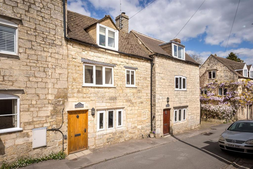 3 Bedrooms Terraced House for sale in Vicarage Street Painswick, Stroud