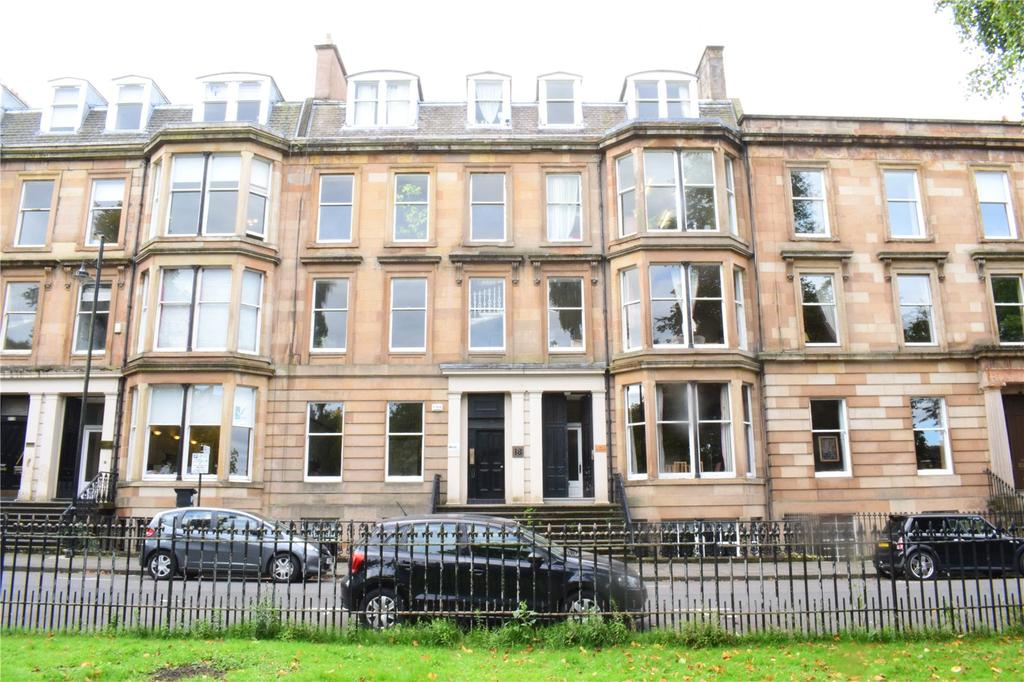 2 Bedrooms Flat for rent in Flat 1/1, 18 Royal Terrace, Glasgow, Lanarkshire, G3