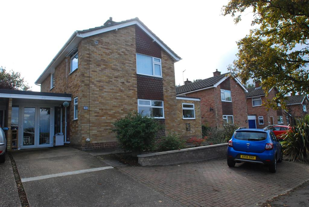 3 Bedrooms Detached House for sale in Barons Road