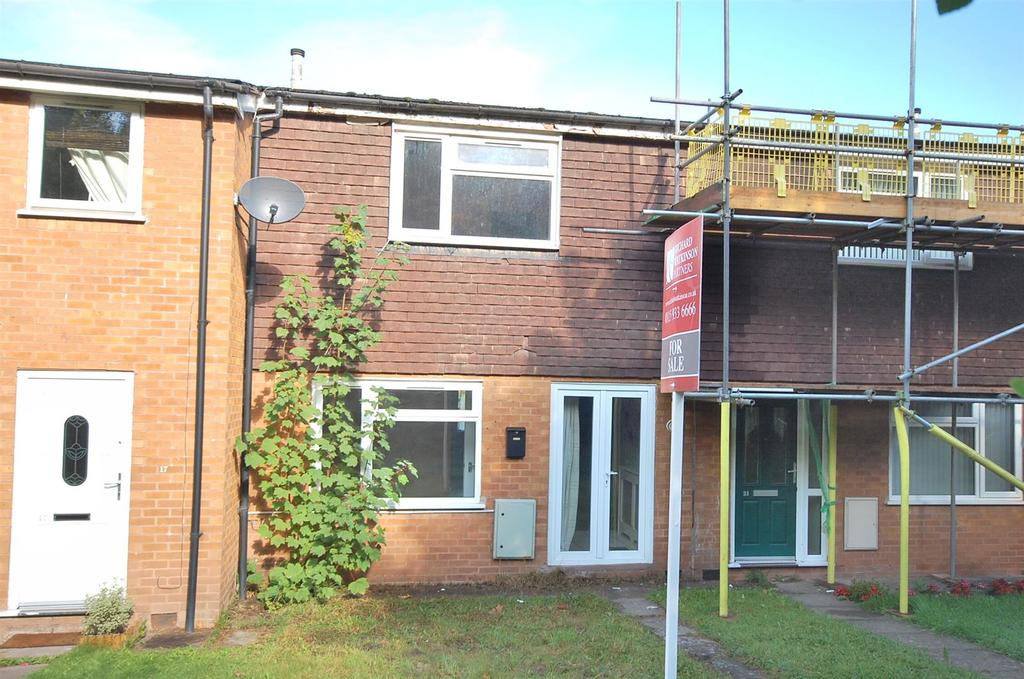 2 Bedrooms Terraced House for sale in Saxon Way, Cotgrave, Nottingham