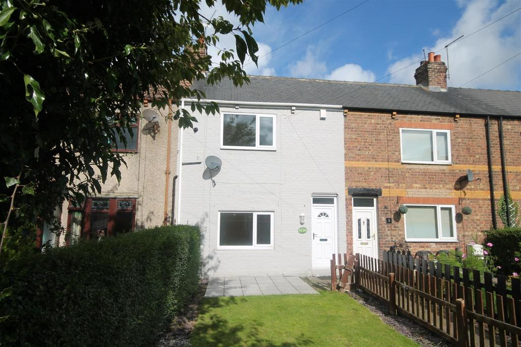 3 Bedrooms Terraced House for sale in Heaton Terrace, Station Town, Wingate