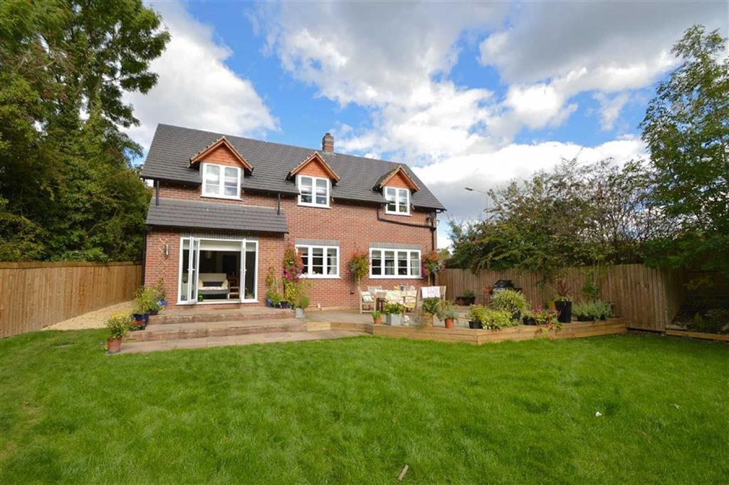 4 Bedrooms Detached House for sale in Main Road, Shrewsbury, Shrewsbury