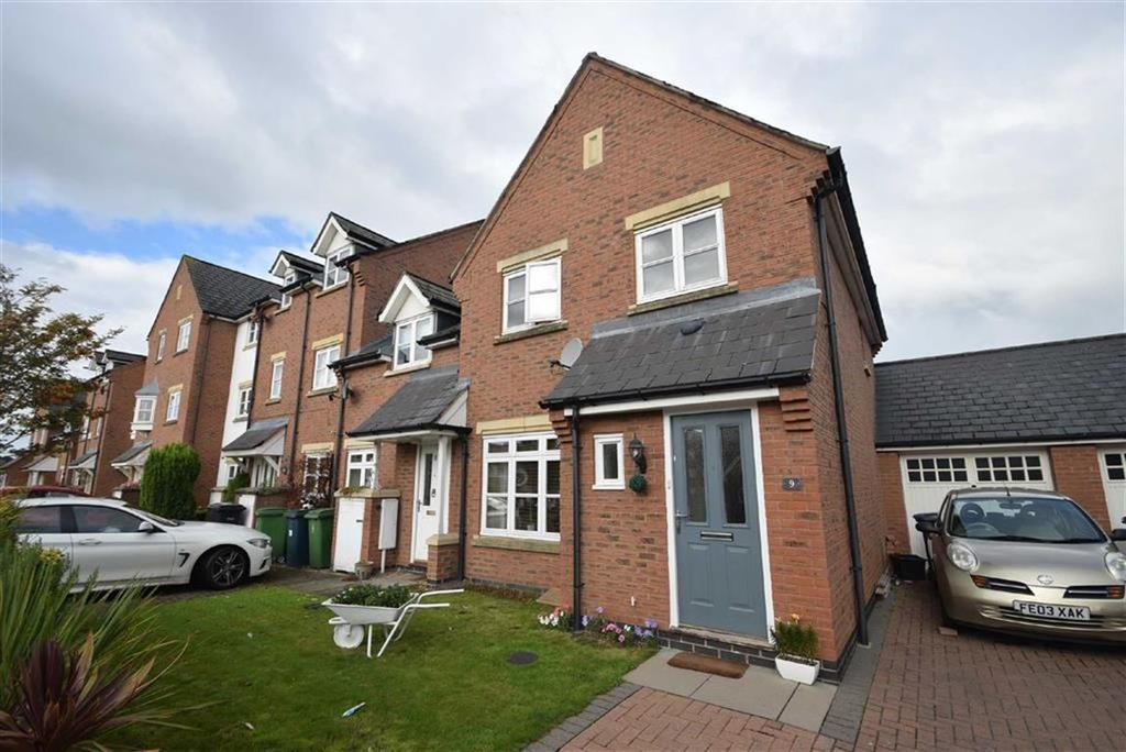 3 Bedrooms End Of Terrace House for sale in St Michael's Gate, Shrewsbury