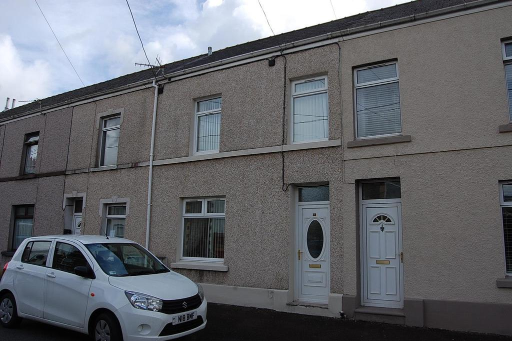 3 Bedrooms Terraced House for sale in New Road, Ammanford